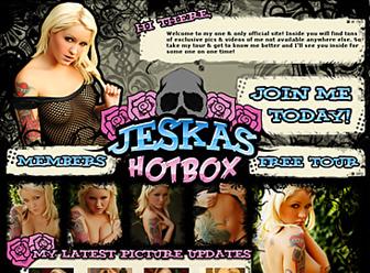 Jeskas Hot Box