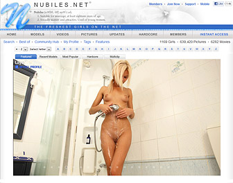 Nubiles Girls