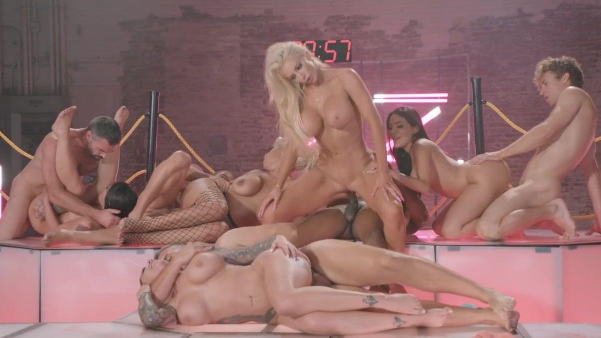Insane orgy