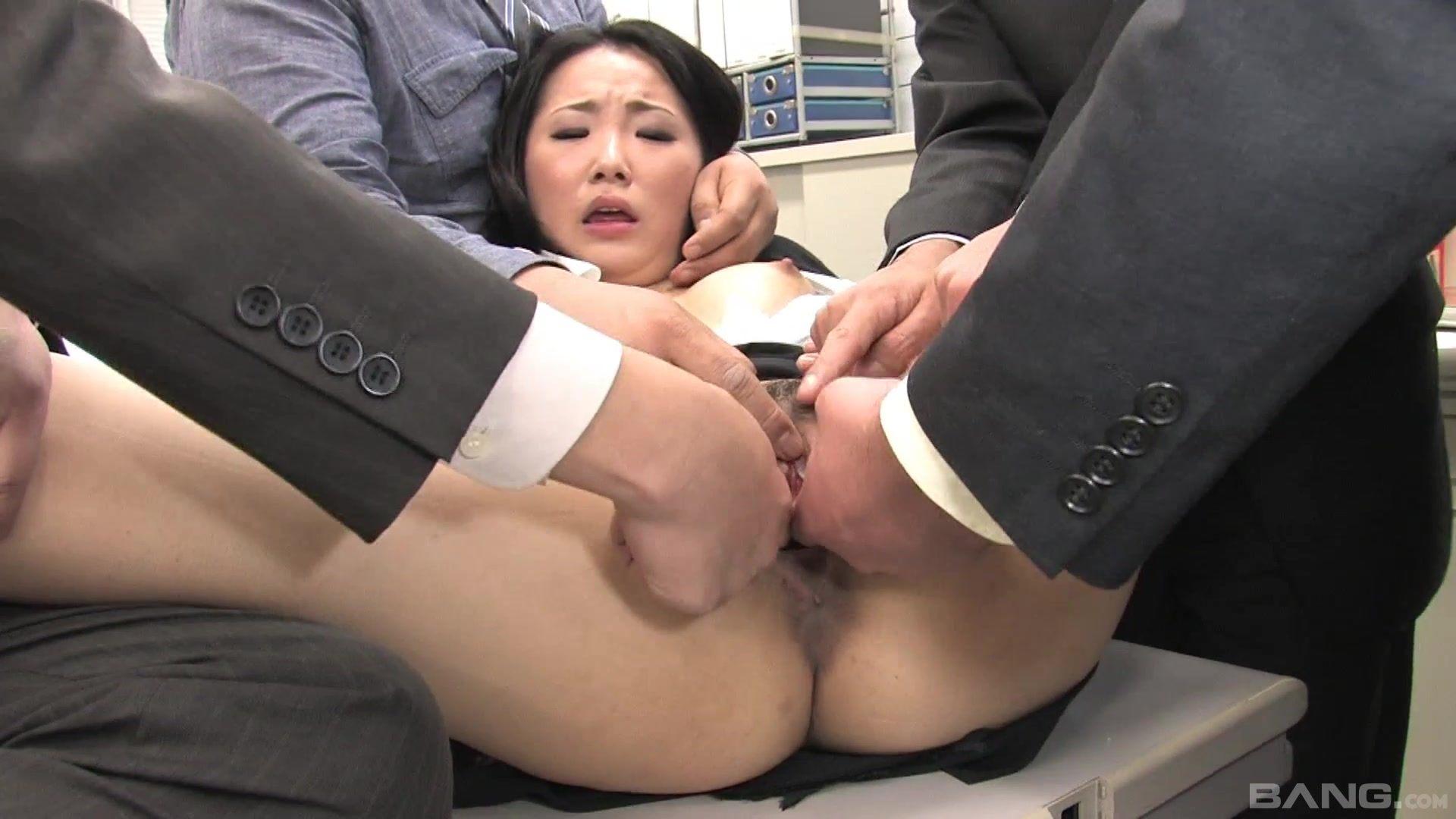 XXX Image Orgasming on pulsing cock cunt