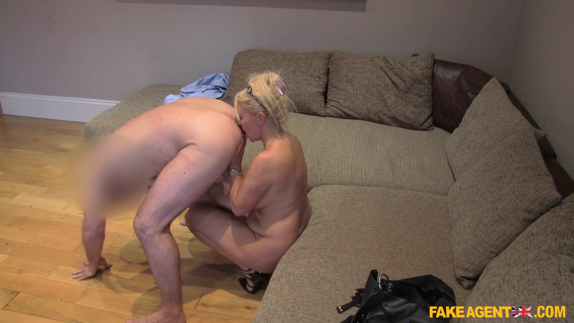 Blonde German gets her pussy fingered & fucked hard&excl