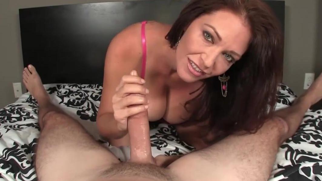 Big Tits Pov Blowjob Handjob