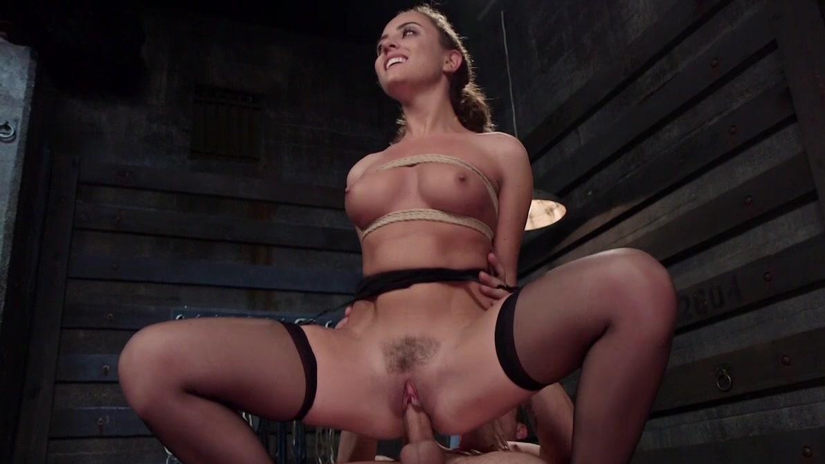 Dee Williams Anal Bondage
