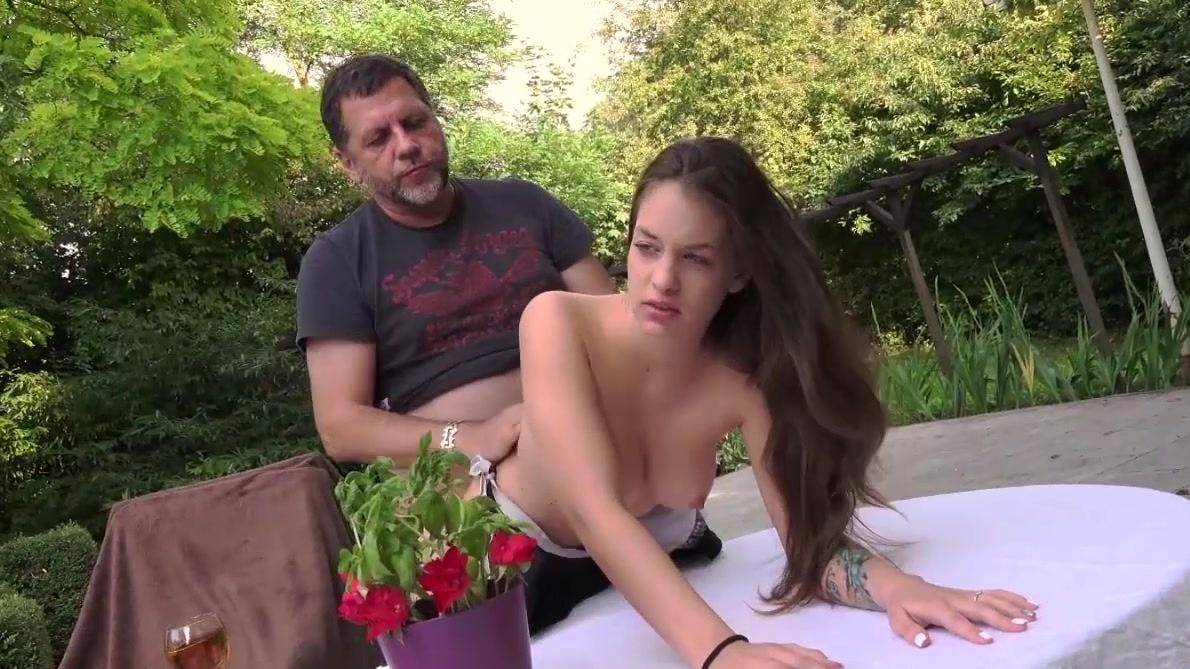 Angeline Brill Porn angelina brill encounters senior cock in outdoor scenes
